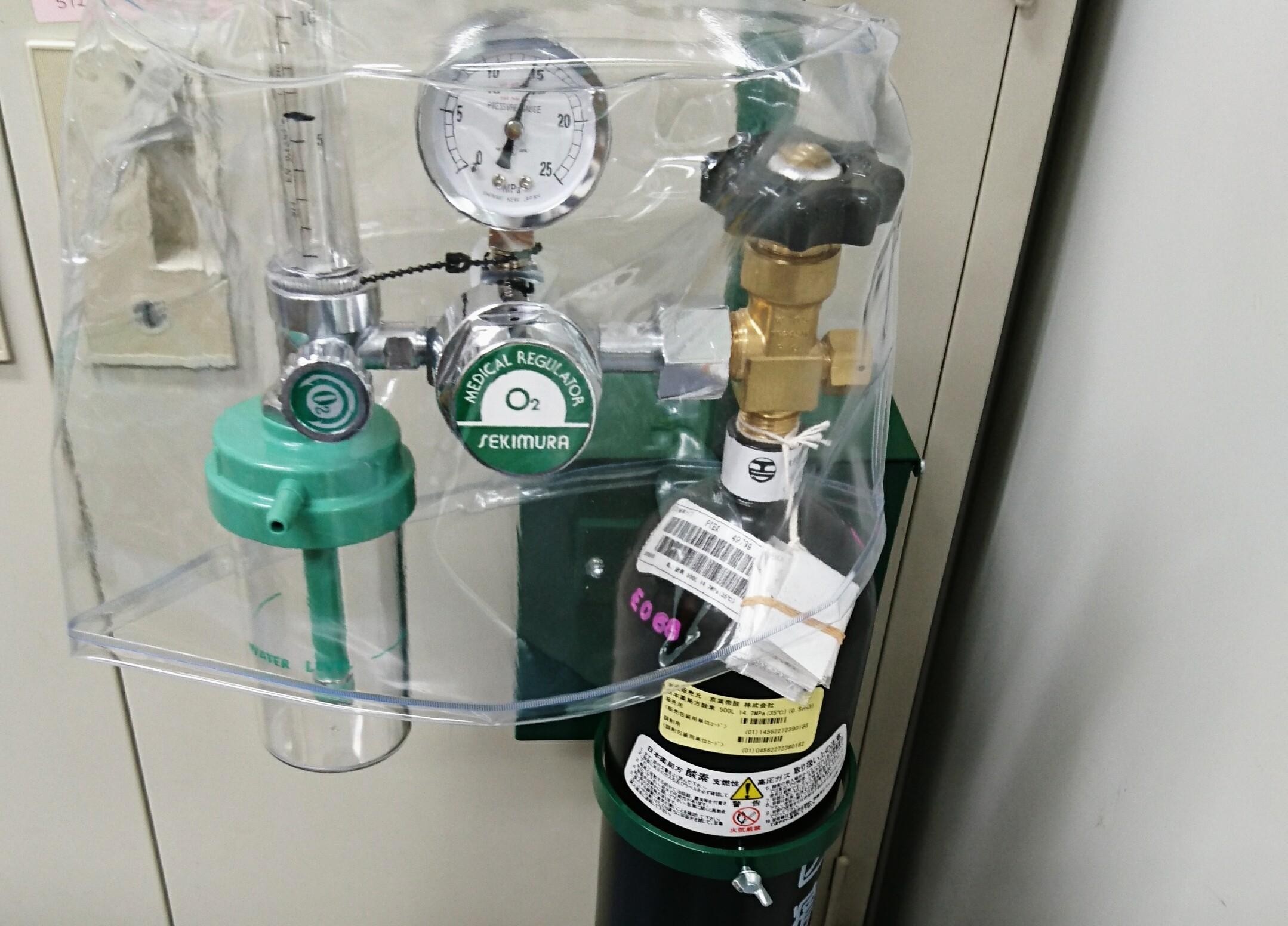 酸素供給装置