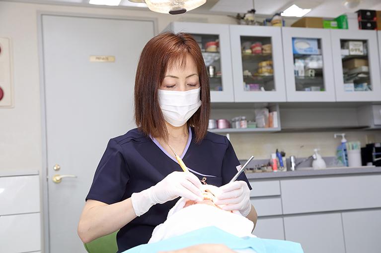 当院の予防歯科